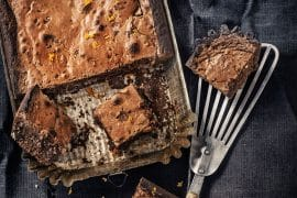 Brownie au zeste d'orange 2