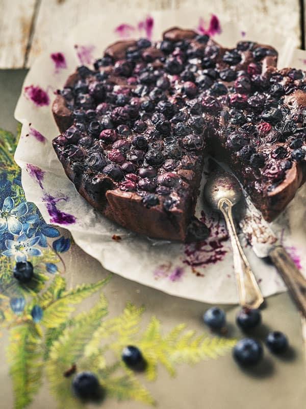 Gâteau myrchoco