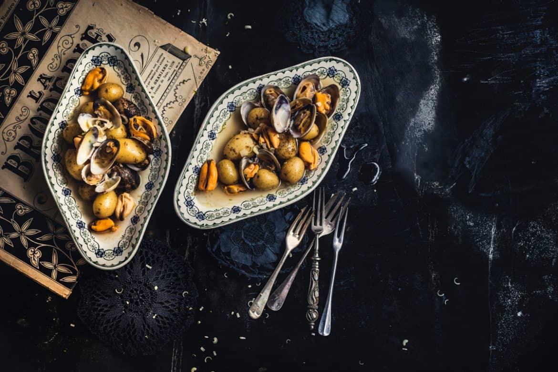 bouillon aux moules et palourdes 1