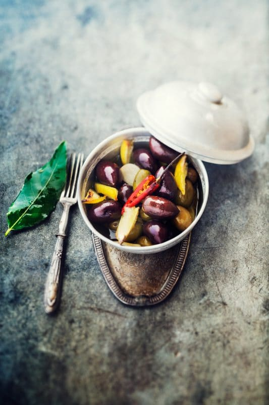 Olives rôties 1