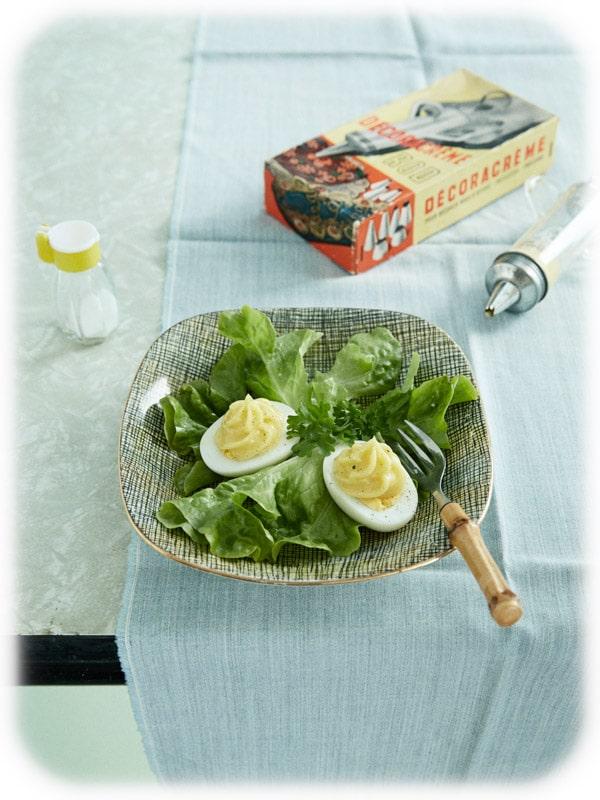 Oeuf mayonnaise : même les foodistas le réussissent !