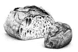 Le pain (presque) au levain, pas tout à fait, mais pas mal quand même 2