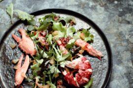 The salade de homard