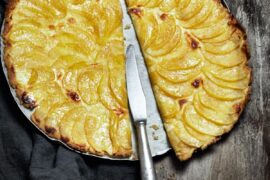 La pomme : en tarte, caramélisée et crue 1