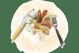 Boulettes de poisson vapeur 3
