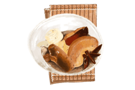 Cocotte aux fruits d'automne 2