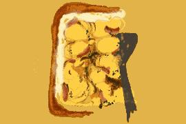 Pommes boulangères au vacherin fribourgeois et jambon cru 6