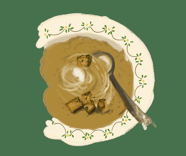 La bonne sou-soupe d'hiver 1
