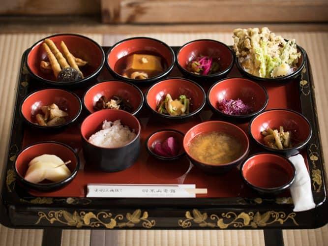 Déjeuner complet chez Saikan - © 180°C Photographie Camille Oger