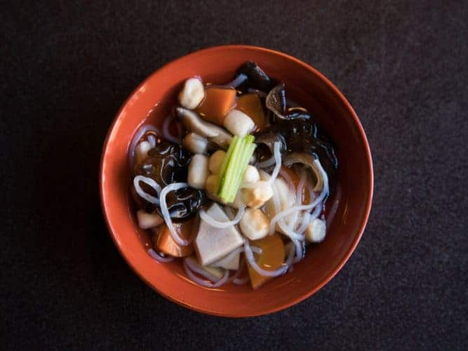 Kozuyu, la soupe au gluten - © 180°C Photographie Camille Oger