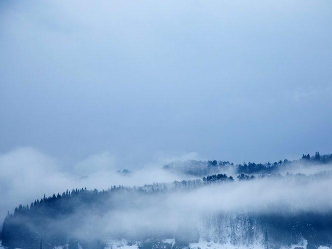 Les montagnes de Dewa - © 180°C Photographie Camille Oger