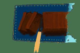 Nuage au chocolat 2