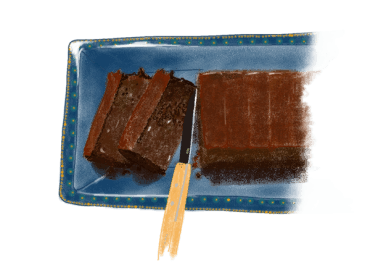 Nuage au chocolat 6