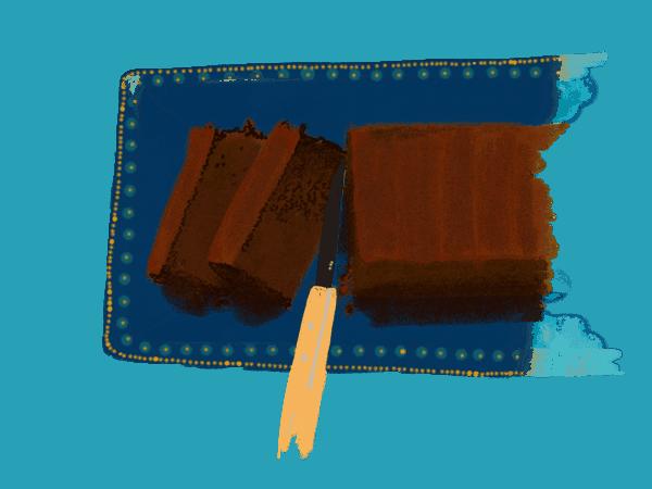 Nuage au chocolat 1