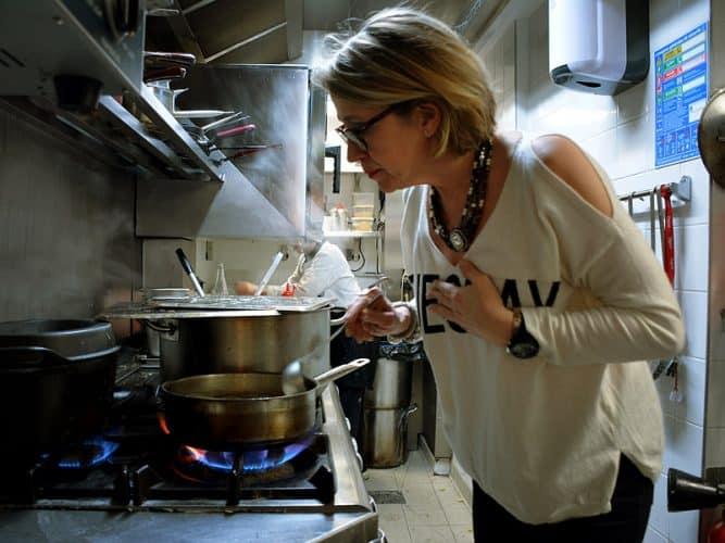 Au Coup de Torchon, on affectionne les cuissons lentes, pour sublimer les saveurs - © 180°C - Photographie Nicolas Reyboubet