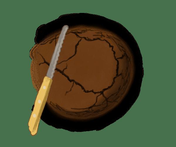 Gâteau chocomiam 1