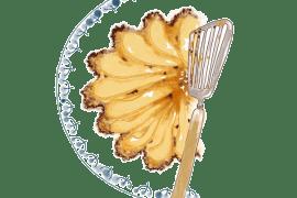 Presque pudding aux poires 6
