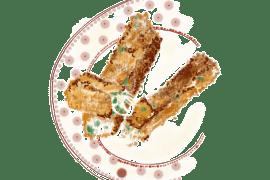 Cromesquis aux épinards 4