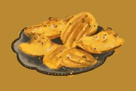 Bouchées au thon comme des madeleines 4