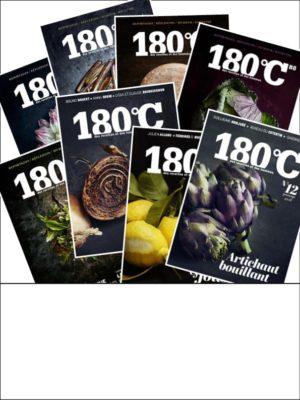 Les revues 180°C
