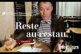 """Reste au restau"" 2"