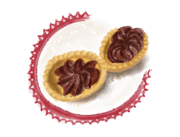 Tartelettes choco-rêve 3
