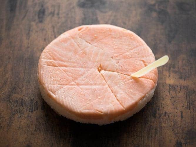Découpage du masuzushi - © 180°C - Photographie Camille Oger