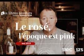 Vin rosé : l'époque est pink !