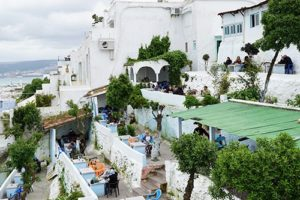 Carnet de croûte : Tanger