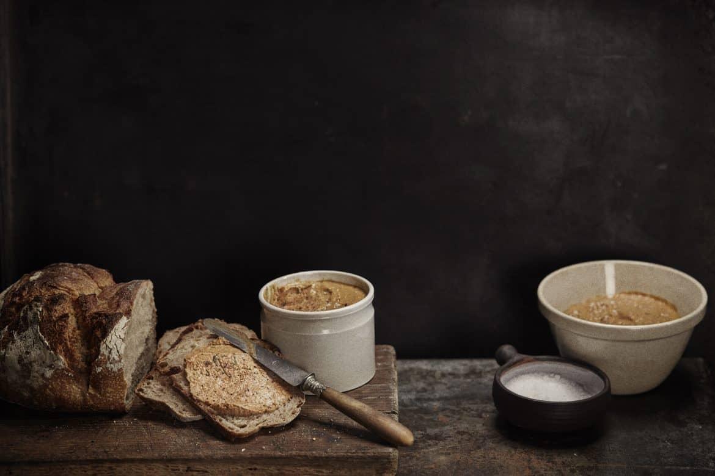 Crème de foies à l'armagnac
