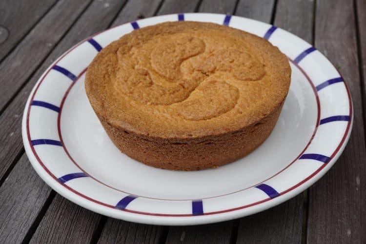 Le gâteau basque de la Maison Adam (Saint-Jean de Luz) - © 180°C - Photographie Jill Cousin