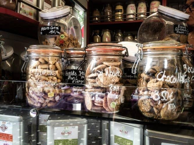 Sélection de biscuits salés et sucrés - © 180°C - Mayalen Zubillaga