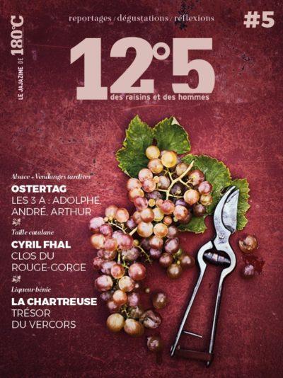 12°5 des raisins et des hommes - n°5 1