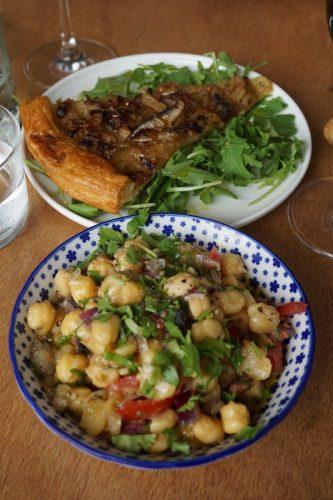 La formule déjeuner au Chéri Bibi (Biarritz) - © 180°C Photographie Jill Cousin