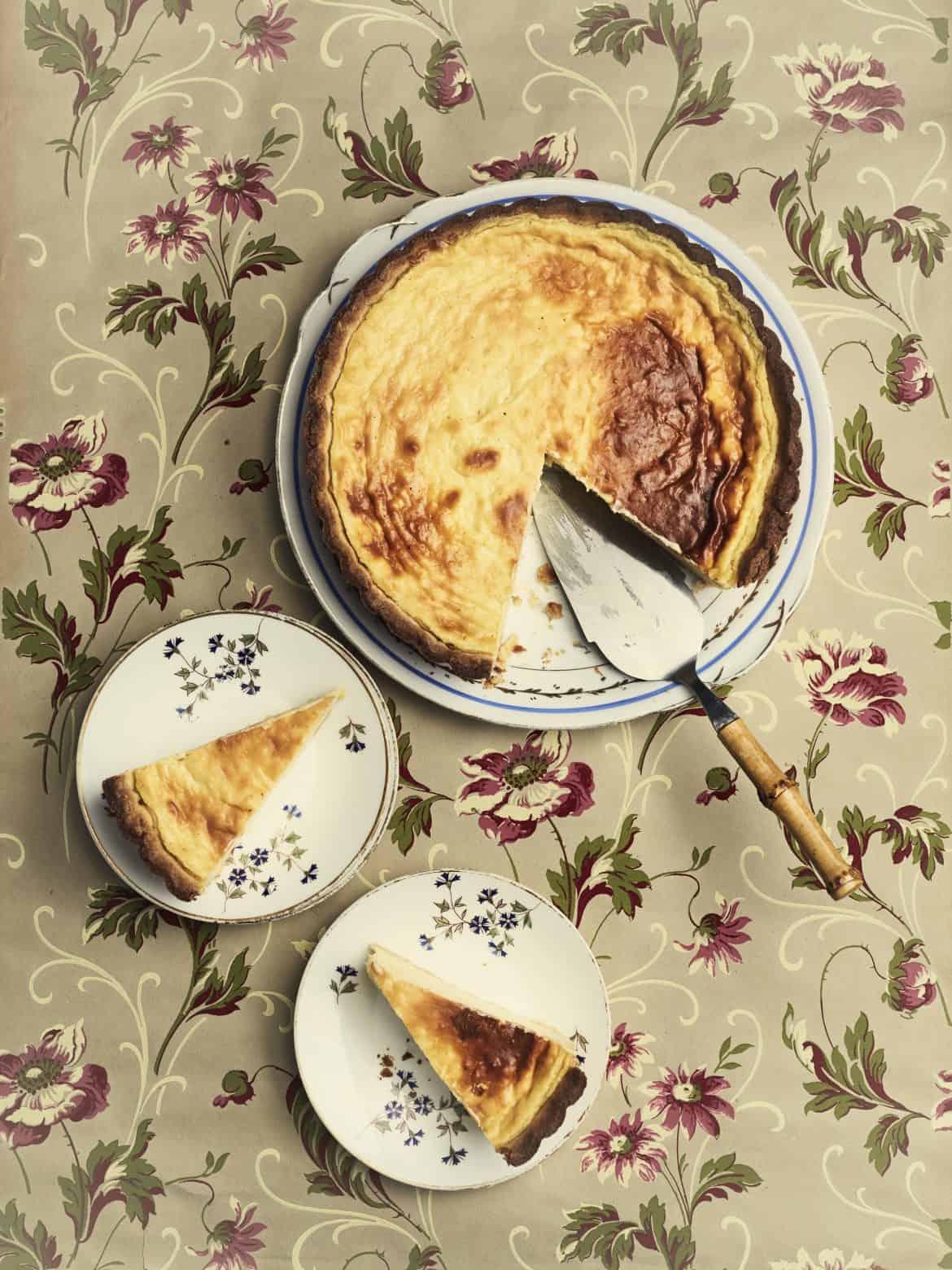 Flan pâtissier à la vanille 1