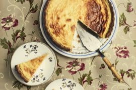 Flan pâtissier à la vanille 2