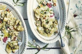 Salade de navet du Pardailhan 2