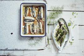 Sardines en escabèche, mais pas trop