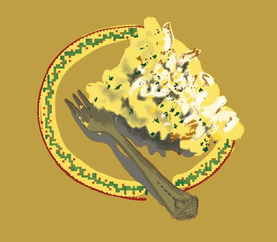 Effiloché de morue et purée de pomme de terre 18