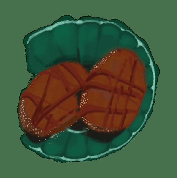 Sablés chocolatés 1