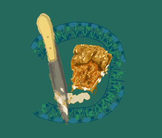 Tarte aux légumes et aux graines 2