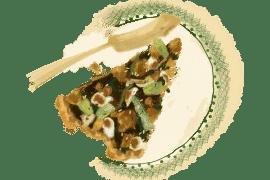 Tarte au thon et cœurs d'artichaut 2