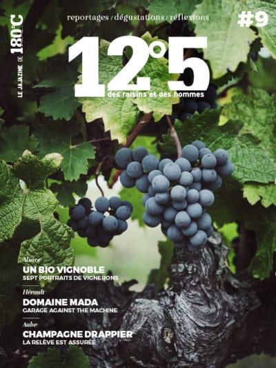 12°5 des raisins et des hommes - n°9