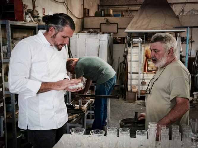 Glenn Viel et Alban Gaillard ont encore une idée ! -  © 180°C Photographie Manu Rodriguez