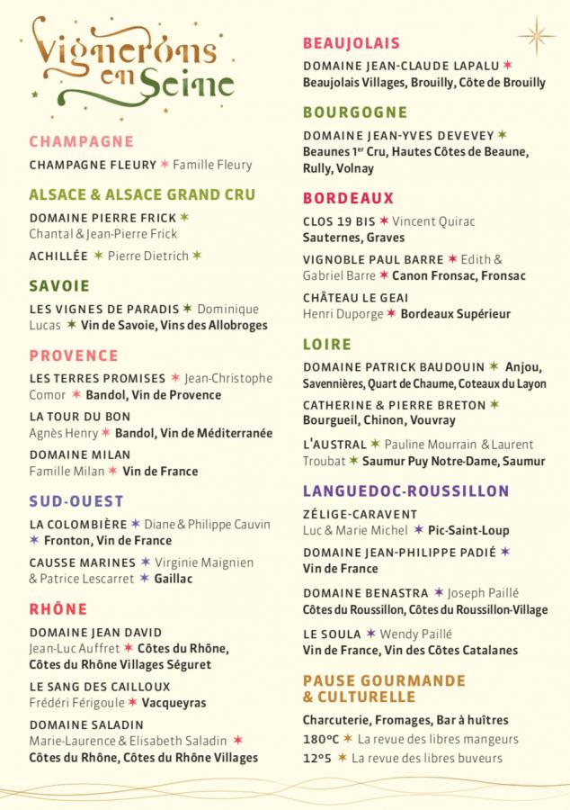 Vignerons en Seine : embarquement immédiat !