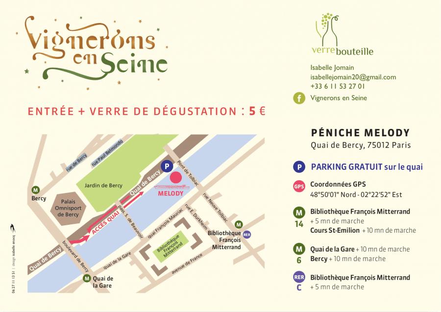 Vignerons en Seine : embarquement immédiat ! 5