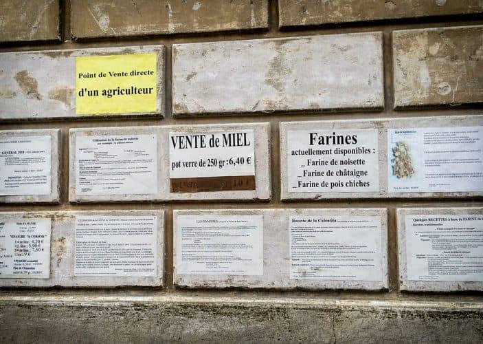 Les tarifs et recettes de Jacques - © 180°C Photographie Mayalen Zubillaga