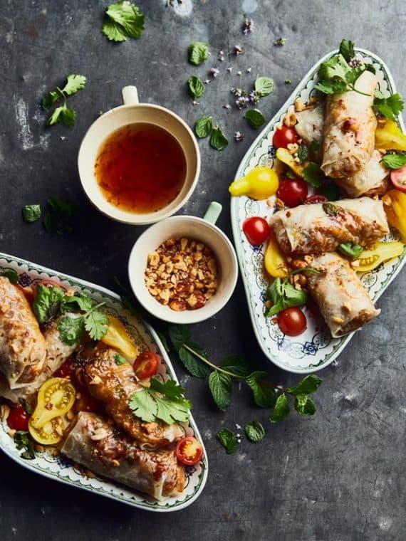 Nems au poulet