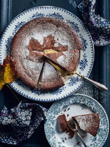 Fondant châtaigne et chocolat 4