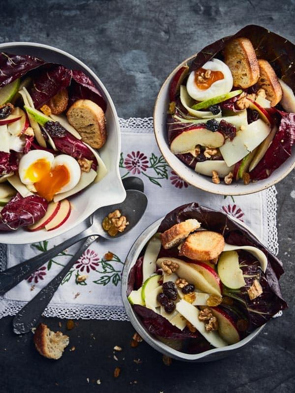 Salade de saison, y a bon !